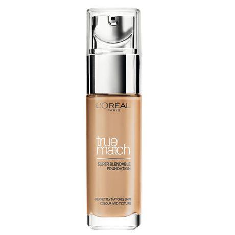 L'Oreal Paris True Match Make Up make-up 30 ml, 5N Sand