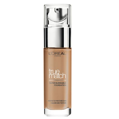 L'Oreal Paris True Match Make Up make-up 30 ml, 7D7W Golden Amber