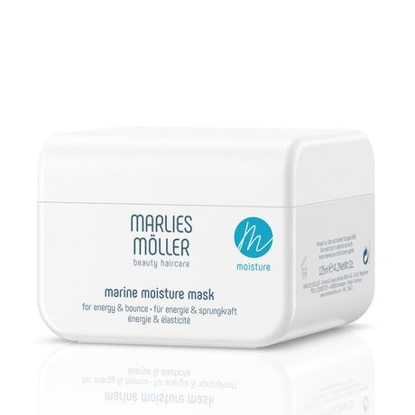 Marlies Moller Moisture maska 125 ml, Marine Moisture Mask