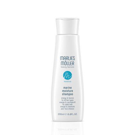Marlies Moller Moisture šampón 200 ml, Marine Moisture Shampoo