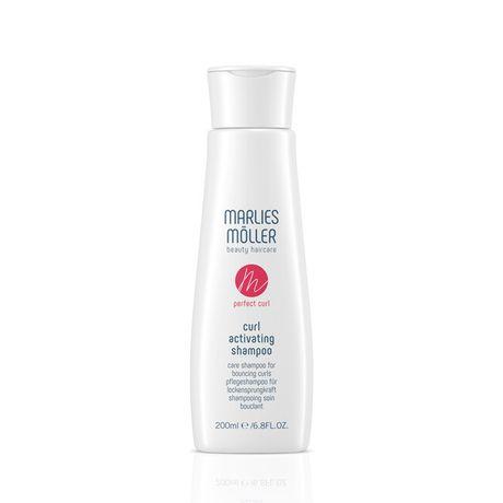 Marlies Moller Perfect Curl šampón 200 ml, Activating Shampoo