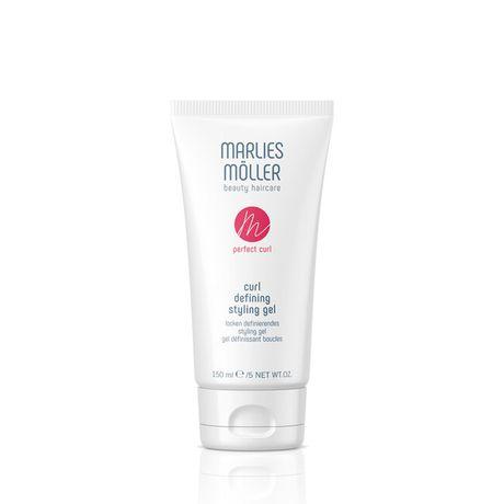 Marlies Moller Perfect Curl vlasový gél 150 ml, Defining Styling Gel