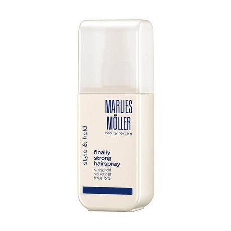 Marlies Moller Style & Hold lak na vlasy 125 ml, Finally Strong Hairspay