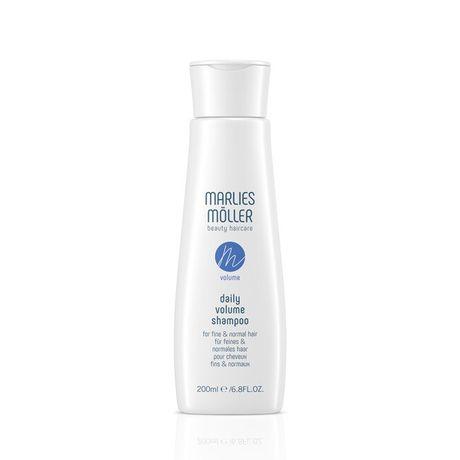 Marlies Moller Volume šampón 200 ml, Daily Volume Shampoo