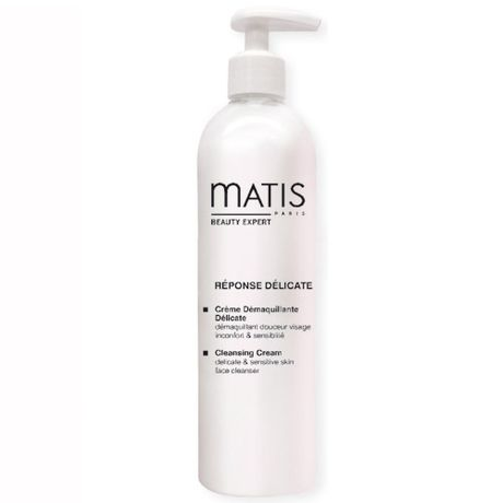 Matis Reponse Delicate Line starostlivosť o pleť 400 ml, Cleansing cream