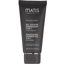 Matis Reponse Homme Line sprchový gél 200 ml, Energizing Shower Gel 2 in 1