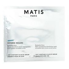 Matis Reponse Regard očná maska 1 ks, Hyalushot Eyes 5x10 ml