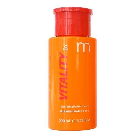 Matis Vitality By M odličovací prípravok 200 ml, Miscellar Water 3 in 1