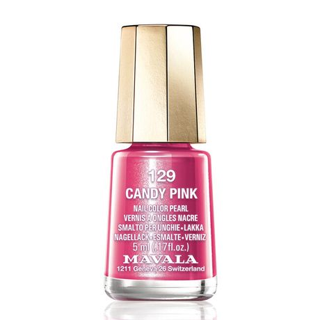 Mavala Mini color lak na nechty 5 ml, 129 Candy Pink