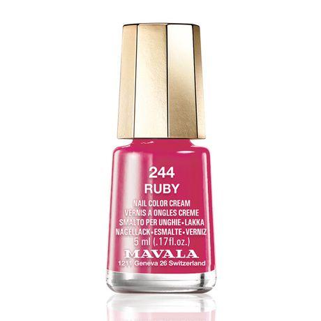 Mavala Mini color lak na nechty 5 ml, 244 Ruby