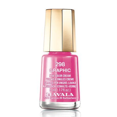 Mavala Mini color lak na nechty 5 ml, 298 Graphic