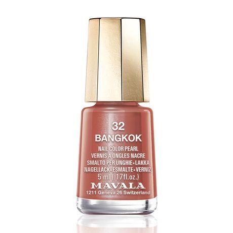 Mavala Mini color lak na nechty 5 ml, 32 Bangkok, medený s kovovou perleťou