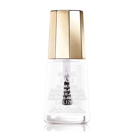 Mavala Mini color lak na nechty 5 ml, Super Base, priesvitný podkladový