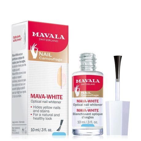 Mavala Produkty na nechty bieliaci lak 10 ml, Mavawhite