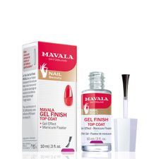 Mavala Produkty na nechty lak 10 ml, Gel finish Top coat