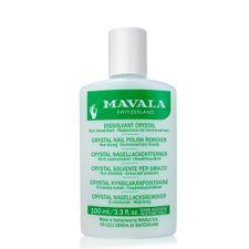 Mavala Produkty na nechty odlakovač 100 ml, Crystal Nail Polish Remover