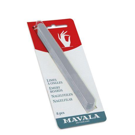 Mavala Produkty na nechty papierové pilníky 1 ks, Emeryboards