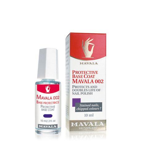 Mavala Produkty na nechty podkladový lak 10 ml, Mavala 002