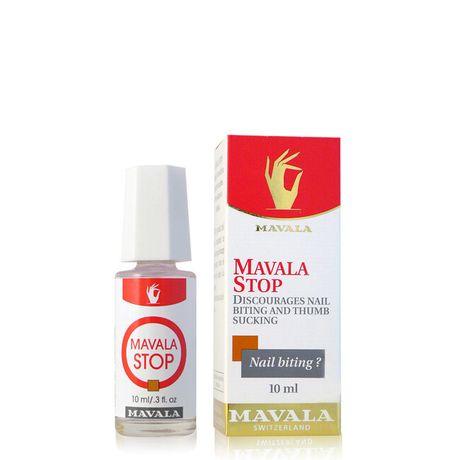 Mavala Produkty na nechty prípravok proti ohrýzaniu nechtov 10 ml, Mavala stop