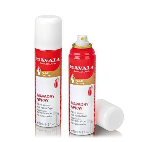 Mavala Produkty na nechty sprej 150 ml, Mavadry spray