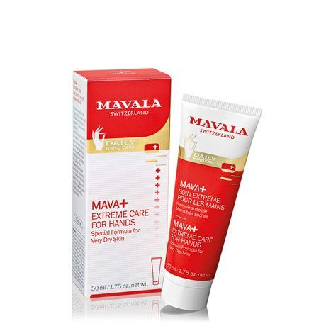 Mavala Produkty na ruky krém na ruky 50 ml, MAVA + Extreme Care For Hands