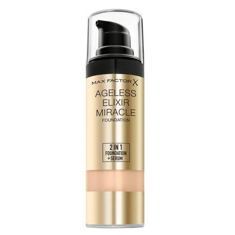 Max Factor Ageless Elixir make-up 30 ml, warm almond 45