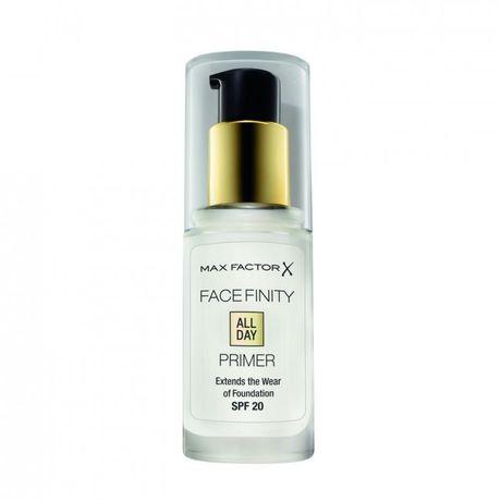 Max Factor All Day Primer podklad pod make-up 30.0 ml, Translucent