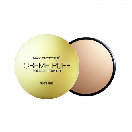 Max Factor Creme Puff púder, medium beige 41