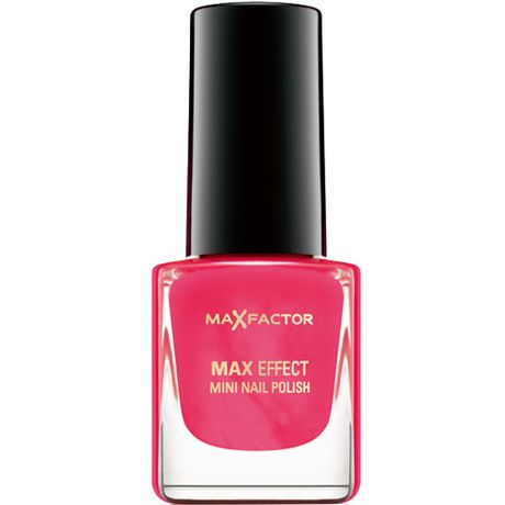 Max Factor Max Effect Mini Nail Polish lak na nechty 4.5 ml, 31 Satsuma