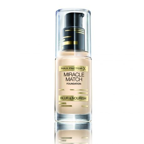 Max Factor Miracle Match make-up 30 ml, 45 almond