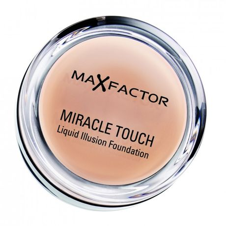 Max Factor Miracle Touch make-up, warm almond 45