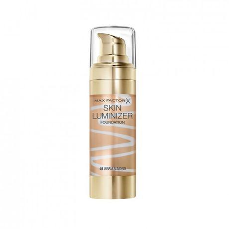 Max Factor Skin Luminizer make-up 30.0 ml, 45 Warm Almond
