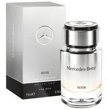 Mercedes Benz Silver toaletná voda 120 ml