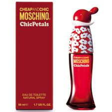 Moschino Chic Petals toaletná voda 50 ml