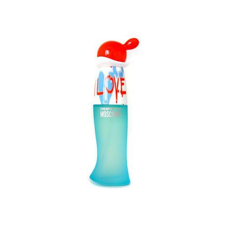 Moschino I Love Love toaletná voda 50 ml
