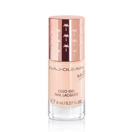 Naj Oleari Oleo Gel Nail Lacquer lak na nechty 8 ml, 05 Porcelain Pink