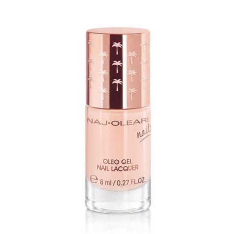Naj Oleari Oleo Gel Nail Lacquer lak na nechty 8 ml, 06 Powder Pink