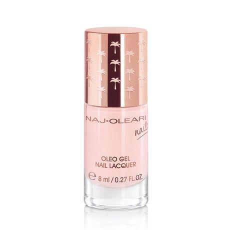 Naj Oleari Oleo Gel Nail Lacquer lak na nechty 8 ml, 07 Petal Pink