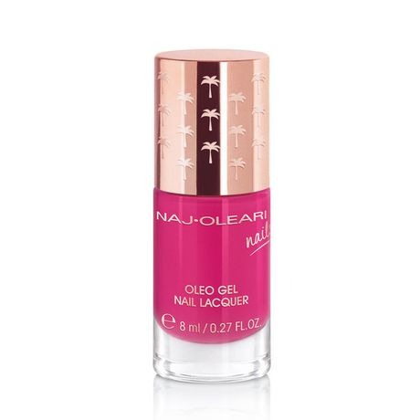 Naj Oleari Oleo Gel Nail Lacquer lak na nechty 8 ml, 14 Azalea Pink