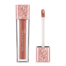 Naj Oleari Star Gleam Lip Lacquer lesk na pery 4.8 ml, 01 Caramel
