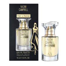 Naomi Campbell Pret A Porter toaletná voda 15 ml
