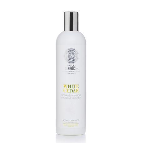 Natura Siberica Copenhagen šampón 400 ml, Volume Shampoo White Cedar