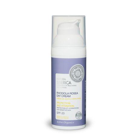 Natura Siberica Face Creams denný krém 50 ml, Rhodiola Rosea Day Cream