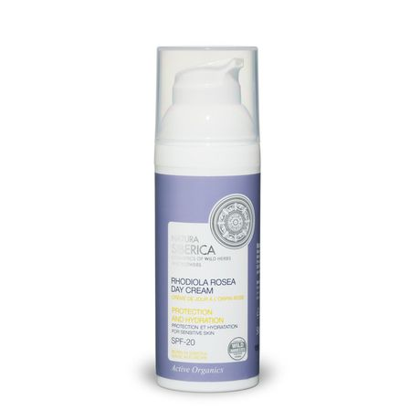 Natura Siberica Face Creams denný krém 50 ml, Rhodiola Rosea Day Cream