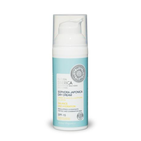 Natura Siberica Face Creams denný krém 50 ml, Sophora Japonica Day Cream