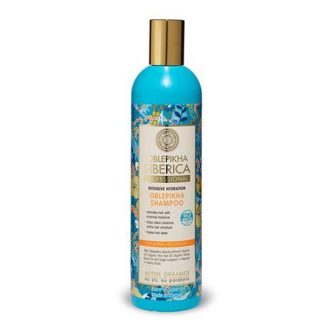 Natura Siberica Oblepikha šampón 400 ml, Shampoo For Normal And Dry Hair