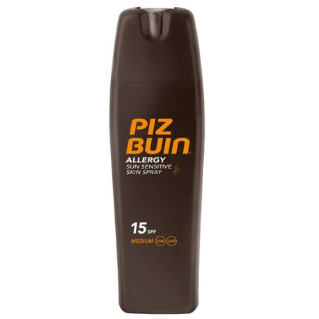 Piz Buin Allergy opaľovací prípravok 200 ml, Sun Spray SPF 15