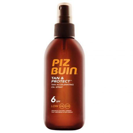 Piz Buin Tan&Protect opaľovací prípravok 150 ml, Oil SPF 6