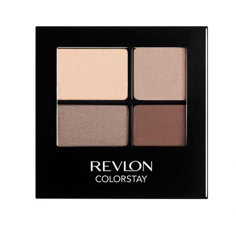 Revlon ColorStay 16 Hour Eye Shadow očný tieň 4,80 g, 500 Addict