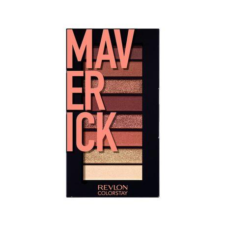 Revlon ColorStay Looks Book očný tieň 3.4 g, 930 Maverick